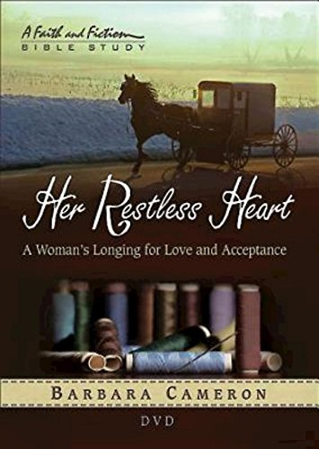 9781426761447: Her Restless Heart - Women's Bible Study DVD: A Woman's Longing for Love and Acceptance