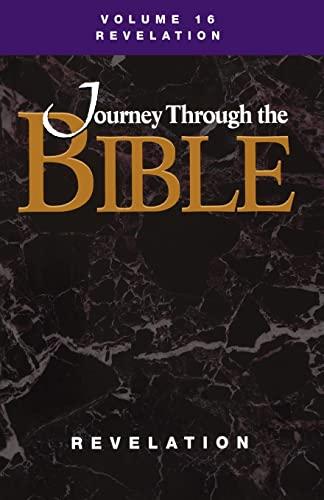 9781426763960: Journey Through the Bible; Volume 16 Revelation (Student)