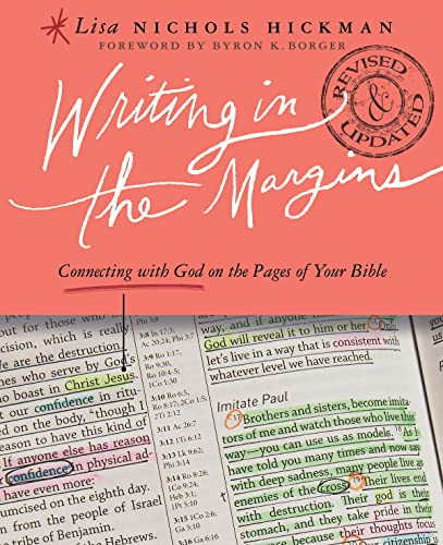 9781426767500: Writing in the Margins: Connecting with God on the Pages of Your Bible