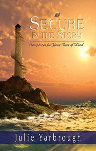 9781426768941: Secure in the Storm: Scriptures For Your Time of Need
