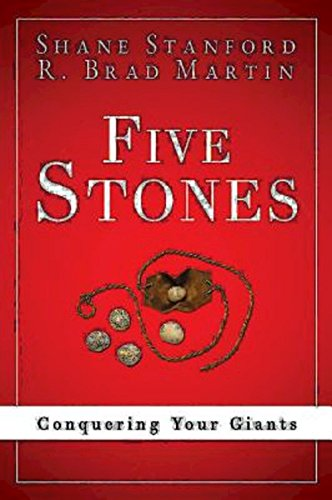 9781426771729: Five Stones: Conquering Your Giants