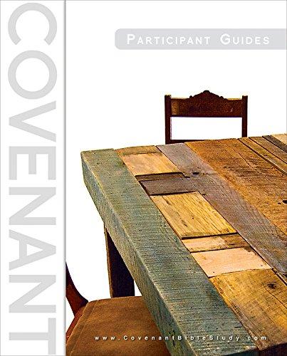 9781426772153: Covenant Bible Study: Participant Guides (Set of 3)