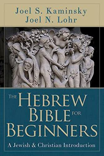 9781426775635: The Hebrew Bible for Beginners: A Jewish & Christian Introduction