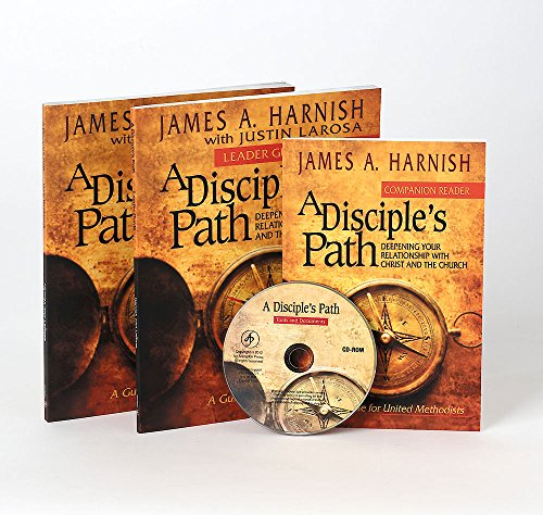 A Disciple's Path Program Kit: LaRosa, Justin; Harnish, James A.