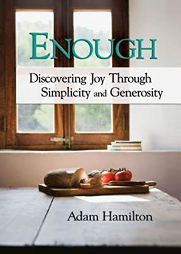 9781426780646: Enough DVD: Discovering Joy through Simplicity and Generosity