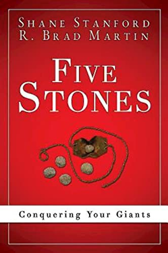 9781426787171: Five Stones: Conquering Your Giants