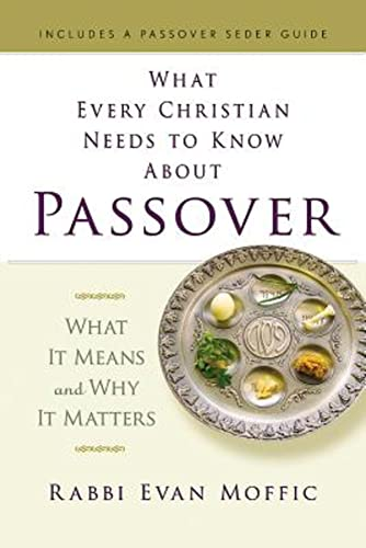 9781426791567: What Every Christian Needs to Know About Passover: What It Means and Why It Matters