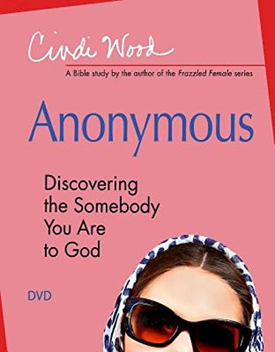 9781426792151: Anonymous - Women's Bible Study DVD: Discovering the Somebody You Are to God