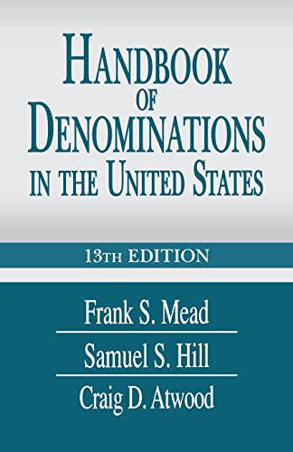 9781426795121: Handbook of Denominations in the United States 13th Edition