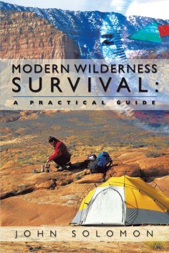9781426903021: Modern Wilderness Survival Techniques: A Practical Guide