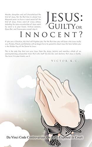 9781426906954: Jesus: Guilty or innocent?