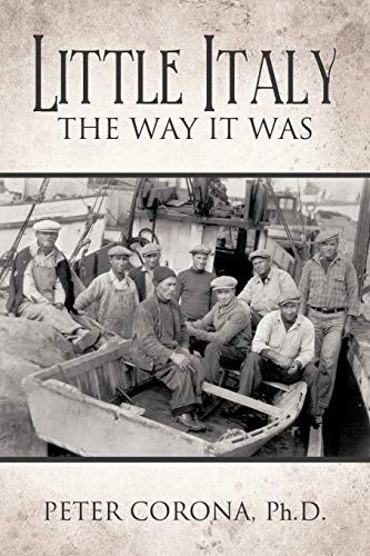 9781426919572: Little Italy: The way it was