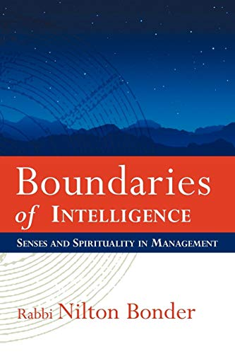 9781426926174: Boundaries of Intelligence: Senses and Spirituality in Management