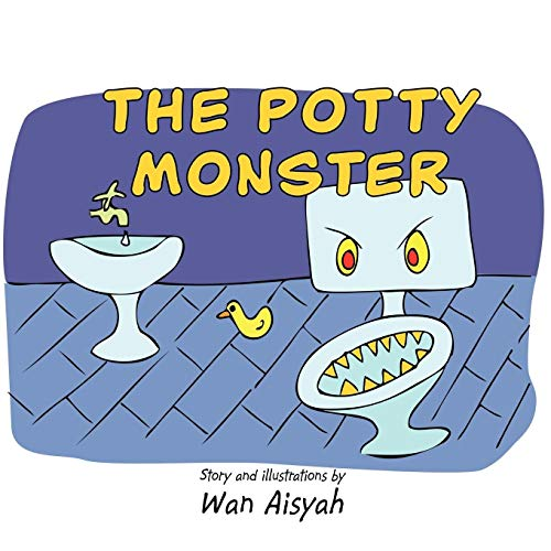 9781426930195: The Potty Monster