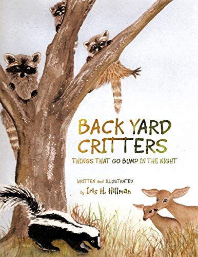 9781426942648: Back Yard Critters: Things That Go Bump in the Night