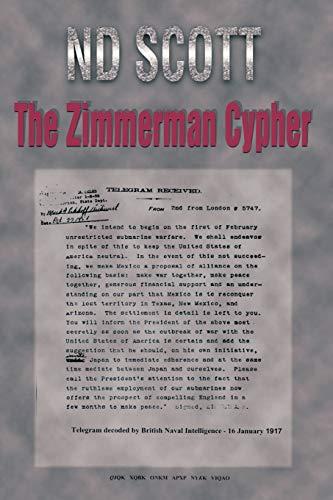 The Zimmerman Cypher: N. D. Scott