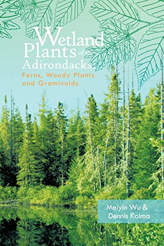 9781426958403: Wetland Plants of the Adirondacks: Ferns, Woody Plants, and Graminoids