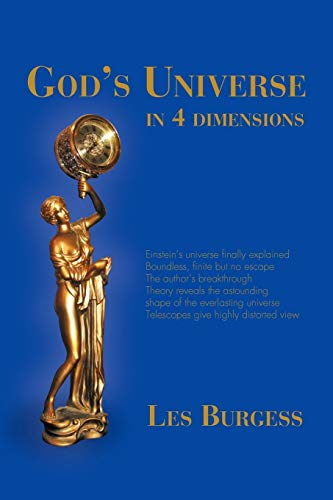 9781426958632: God's Universe in Four Dimensions
