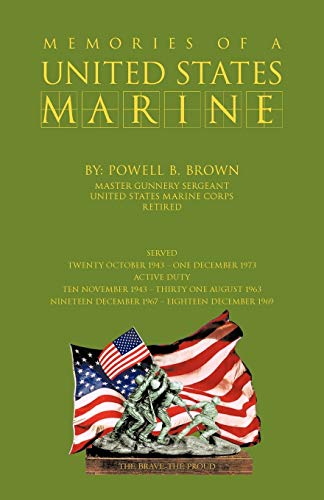 9781426966811: Memories of A United States Marine