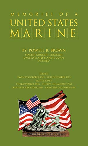 9781426966828: Memories of a United States Marine
