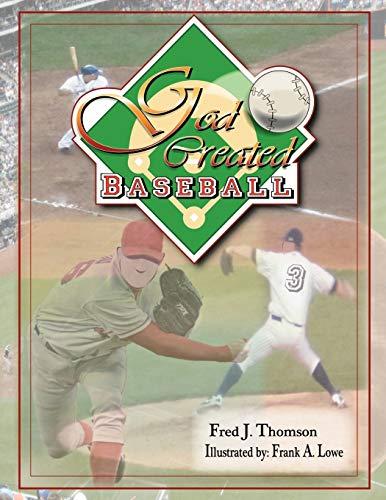 9781426969218: God Created Baseball