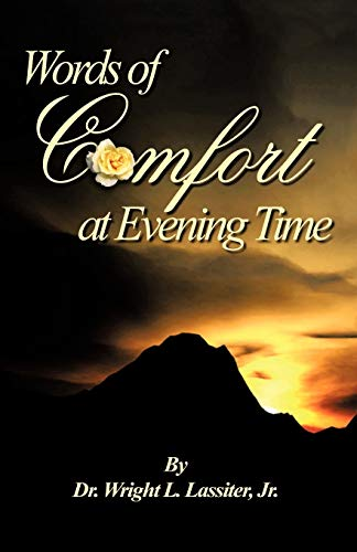 9781426976452: Words of Comfort at Evening Time