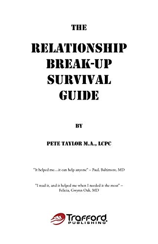 The Relationship Break-Up Survival Guide and Absolutely, Positively the Easiest Anger Management ...