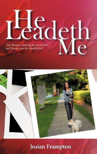 9781426994548: He Leadeth Me