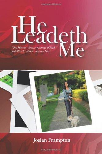 9781426994555: He Leadeth Me