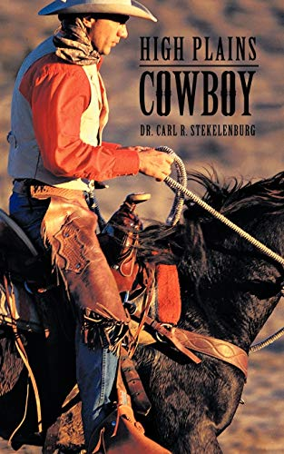 9781426994685: High Plains Cowboy