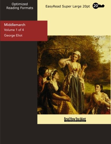 9781427003560: Middlemarch