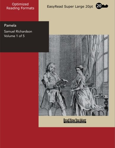 9781427003744: Pamela: Easyread Super Large 20pt Edition: 1
