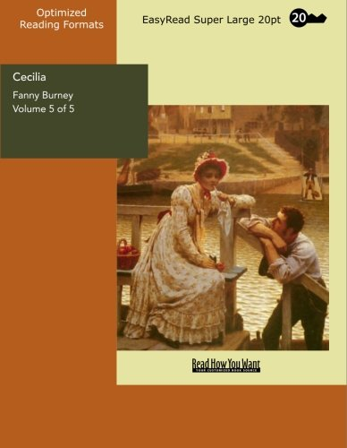 Cecilia (1427005206) by Fanny Burney