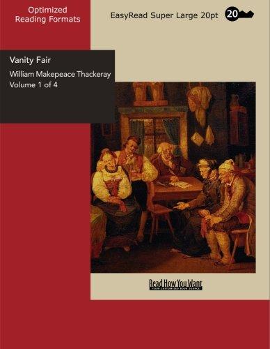 9781427005922: Vanity Fair