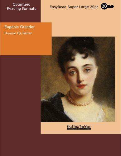 9781427008350: Eugenie Grandet