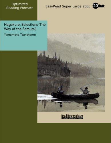 Hagakure: Selections (1427008833) by Yamamoto Tsunetomo