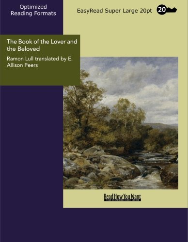 9781427011701: The Book of the Lover and the Beloved
