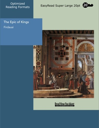 9781427012265: The Epic of Kings: [EasyRead Super Large 20pt Edition]