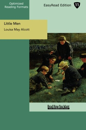 Little Men (1427013748) by Alcott, Louisa May