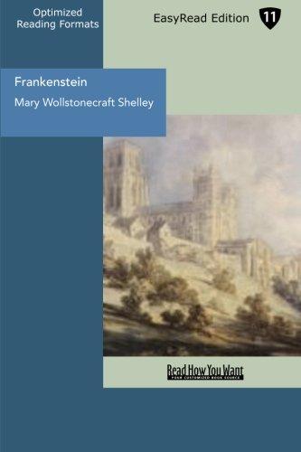 9781427016782: Frankenstein