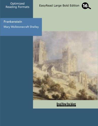9781427019943: Frankenstein