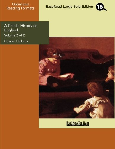 A Child's History of England: Dickens, Charles