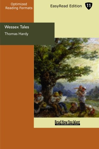 9781427020321: Wessex Tales