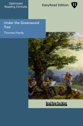 9781427021182: Under the Greenwood Tree