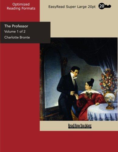 9781427022103: The Professor