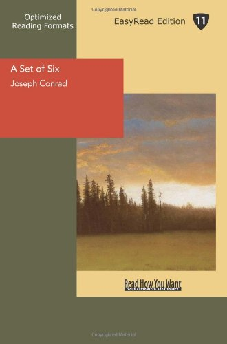 A Set of Six (1427023247) by Conrad, Joseph