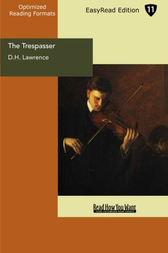The Trespasser (1427024944) by D. H. Lawrence