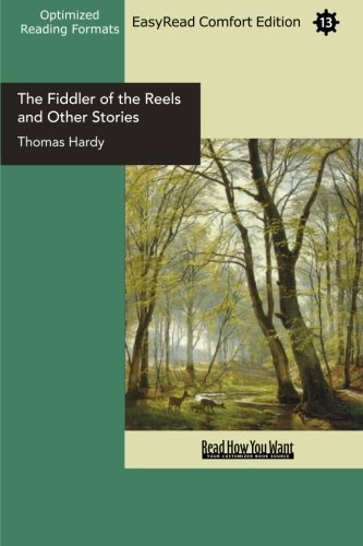 9781427025456: The Fiddler of the Reels and Other Stories (EasyRead Comfort Edition): 1888 - 1900