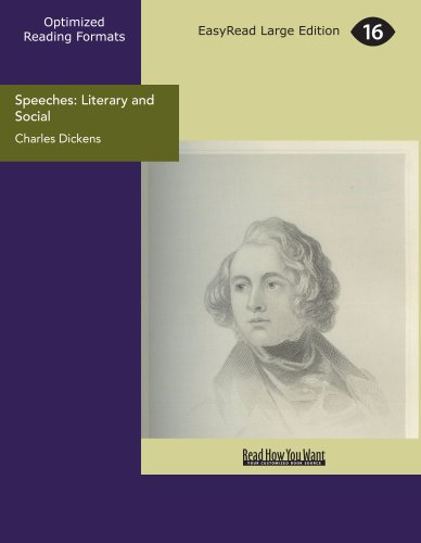 9781427027689: Speeches: Literary and Social