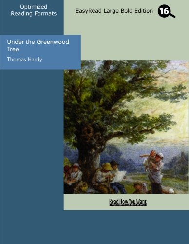 9781427029812: Under the Greenwood Tree